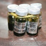 Mật gấu vị thuốc chữa bệnh viêm đại tràng